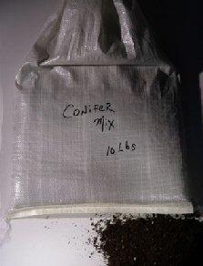 Conifer Mix Bonsai Soil 10 lbs. (5 Qts.)