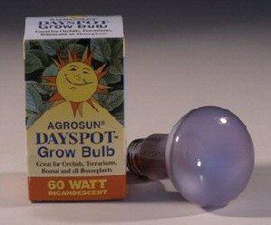 Grow Light Bulb 60 Watt Replacement for e1478
