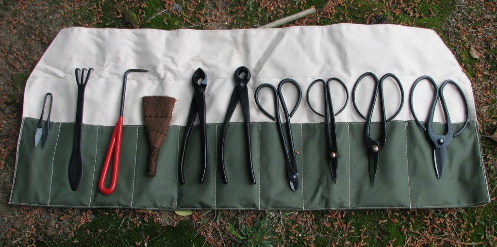 Bonsai Maintenance Tools